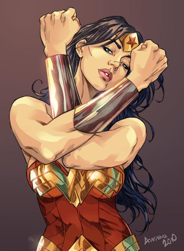 Wonder_Woman___color_by_bauriema