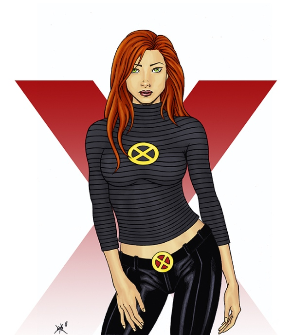 Jean_Grey___Colored_by_BloodyVoodoo