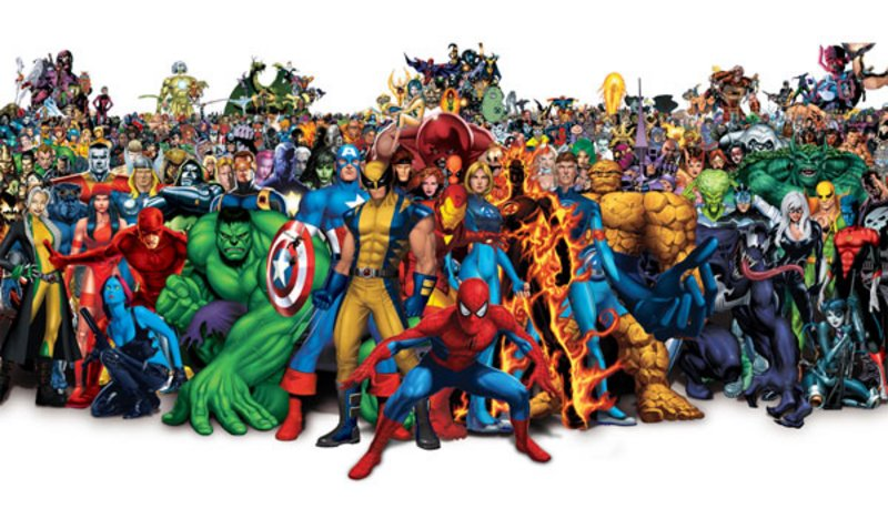 megapost de imagenes y wallpapers de marvel